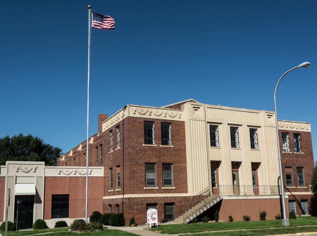 Architecture Photography - American Legion Memorial Building