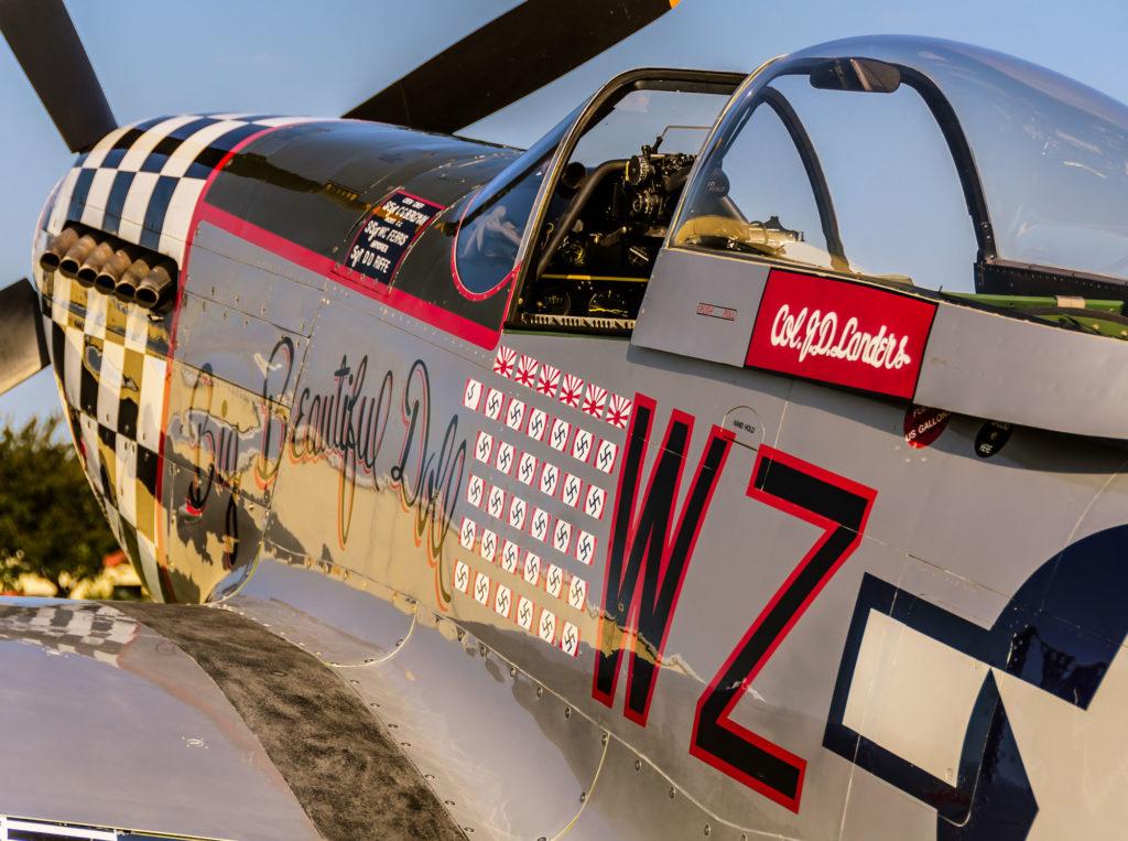 fly-in-breakfast-photos - P-51