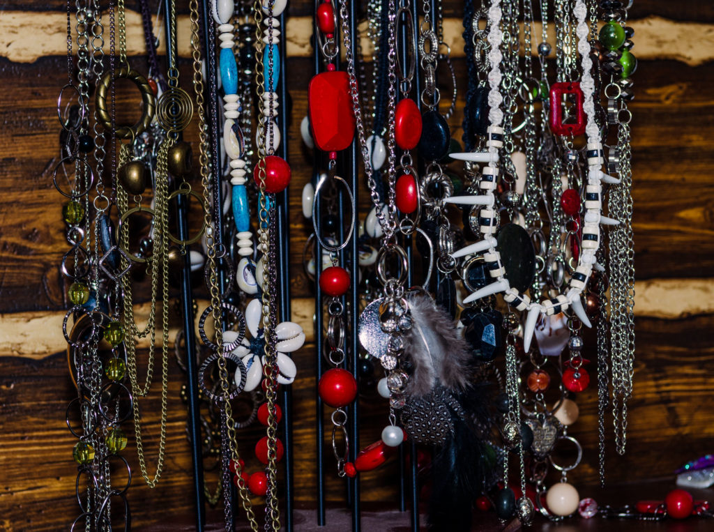 Retail Product Display Photography - Jewelry