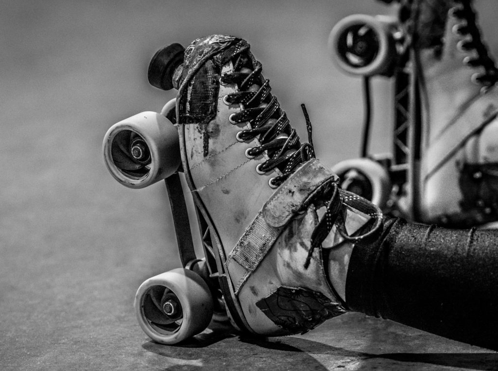 Sporting Events - Roller Derby Skating