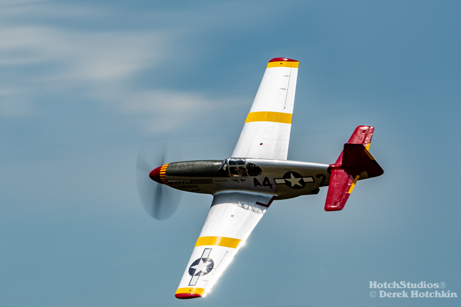 P-51C at Wingnuts Flying Circus