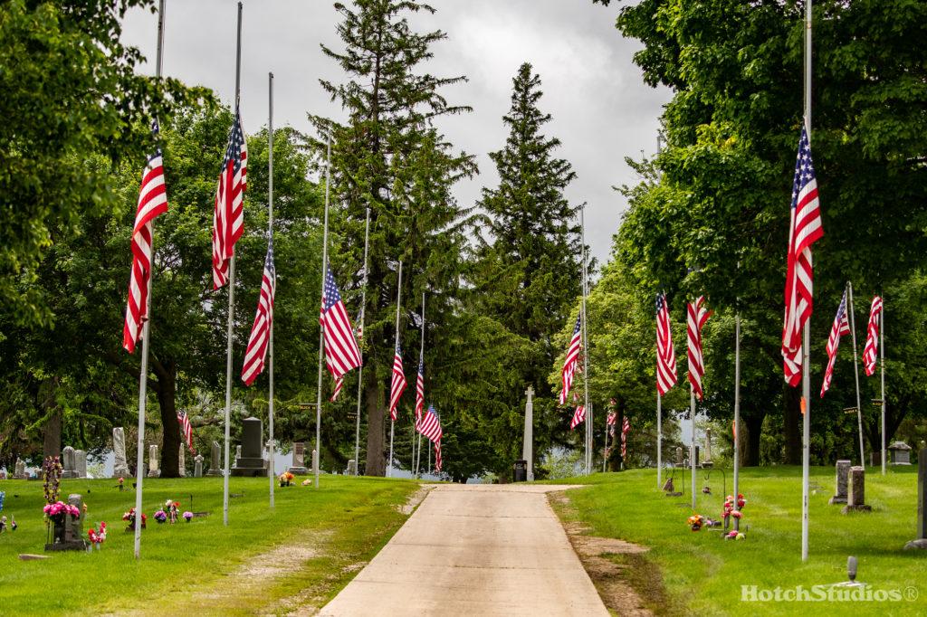 Memorial Day - Atlantic, Iowa 2020